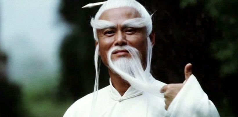 у китайцев не растет борода