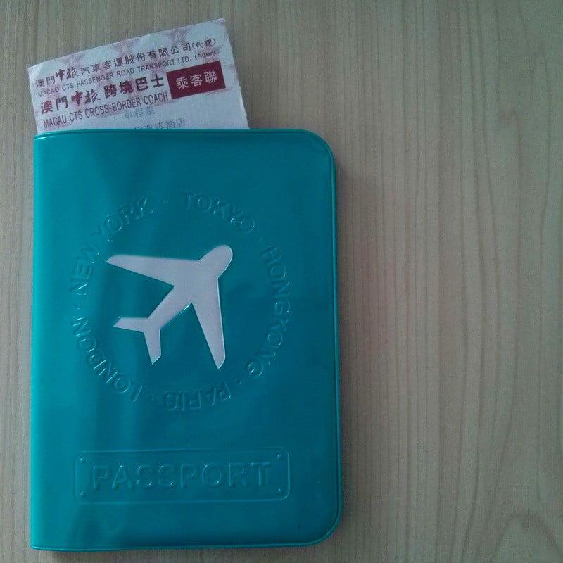 В Макао можно добраться воздушным транспортом