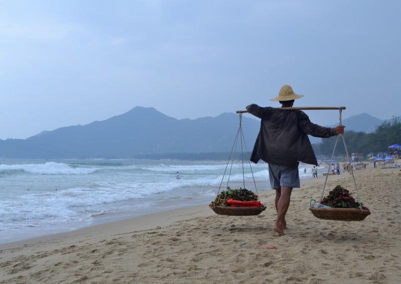пляж Шэньчжень