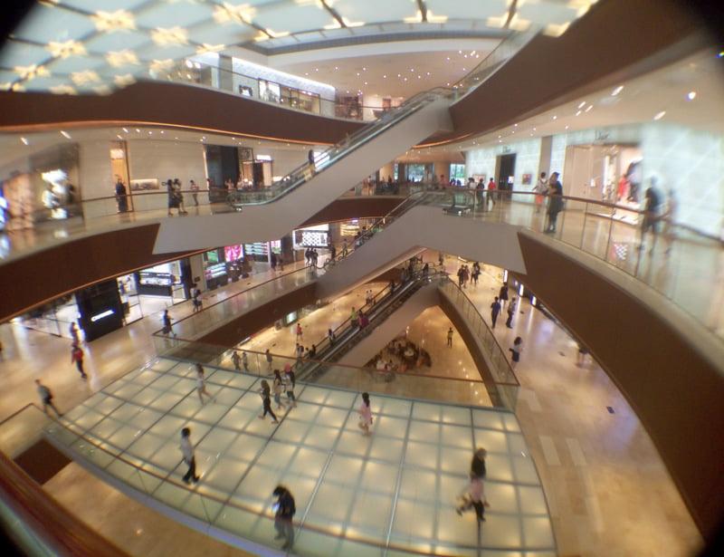 торговые центры гуанчжоу