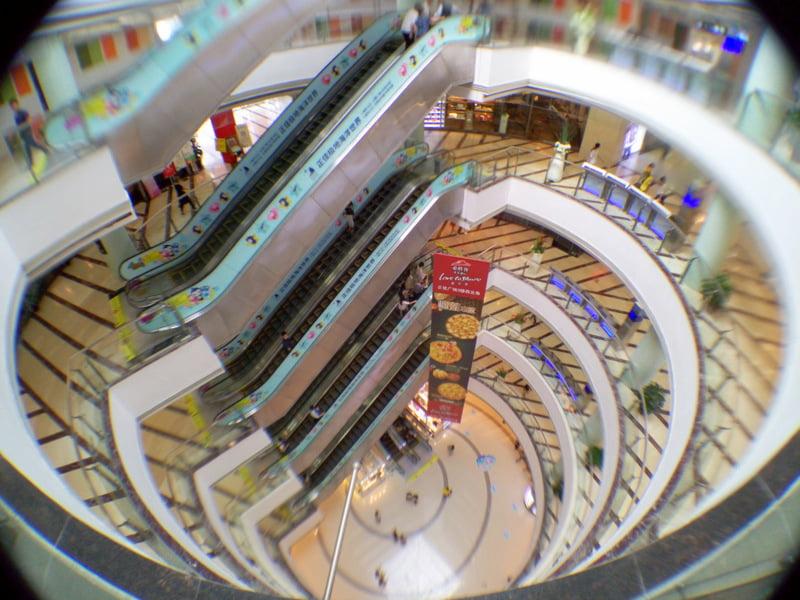 шоппинг в гуанчжоу