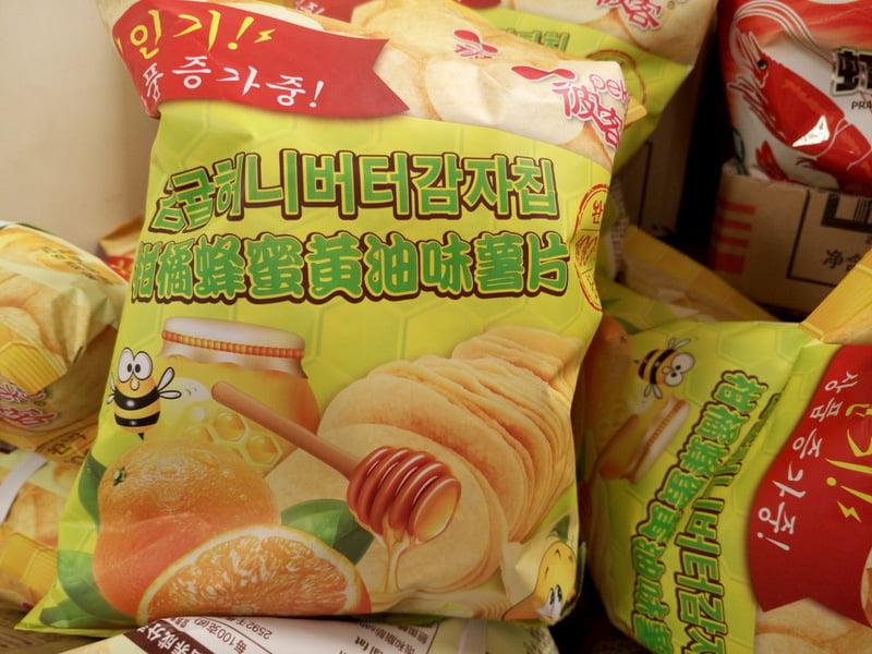 китайские продукты