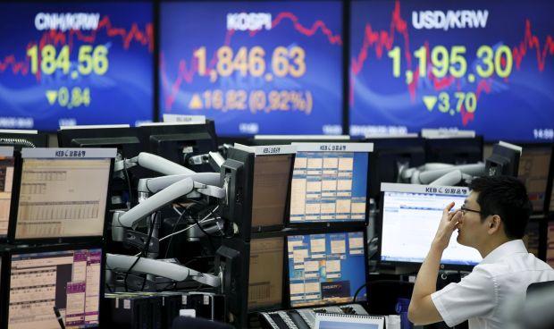 биржа Китая