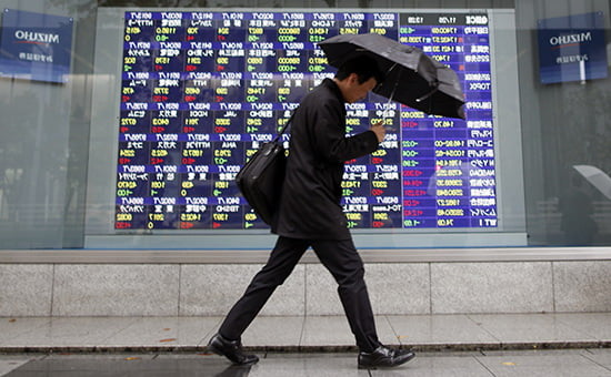 биржи Китая