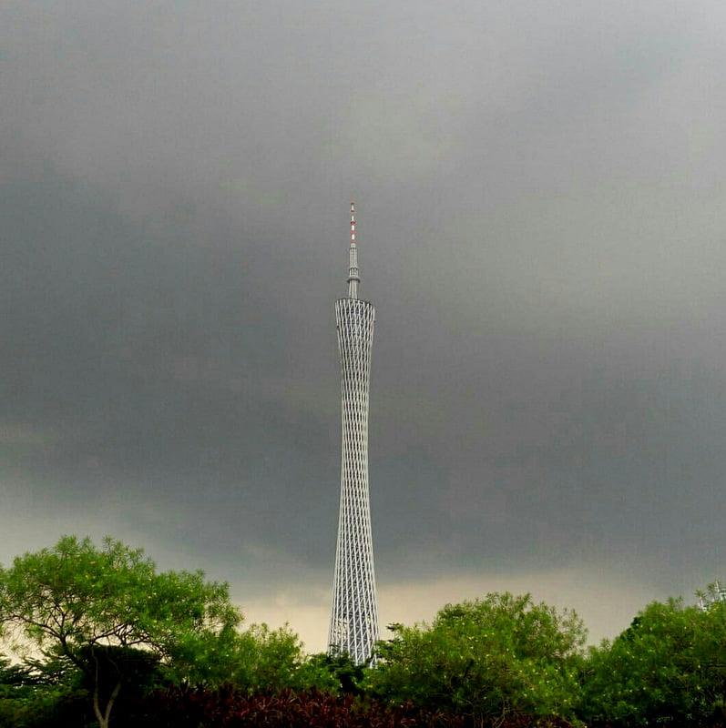 погода в гуанчжоу летом