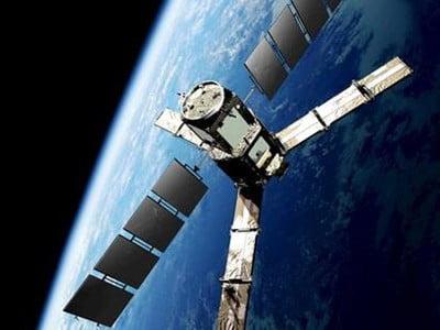 запуск спутника на орбиту