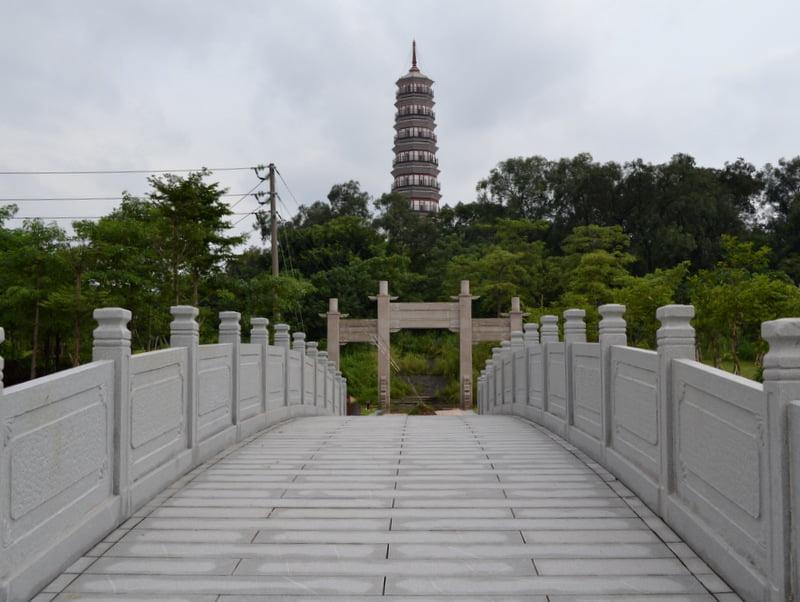 пагода Пачжоу