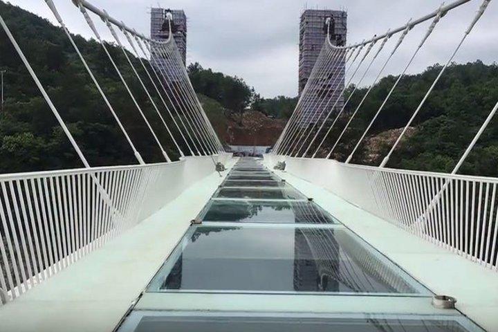 мост через Гранд-Каньон