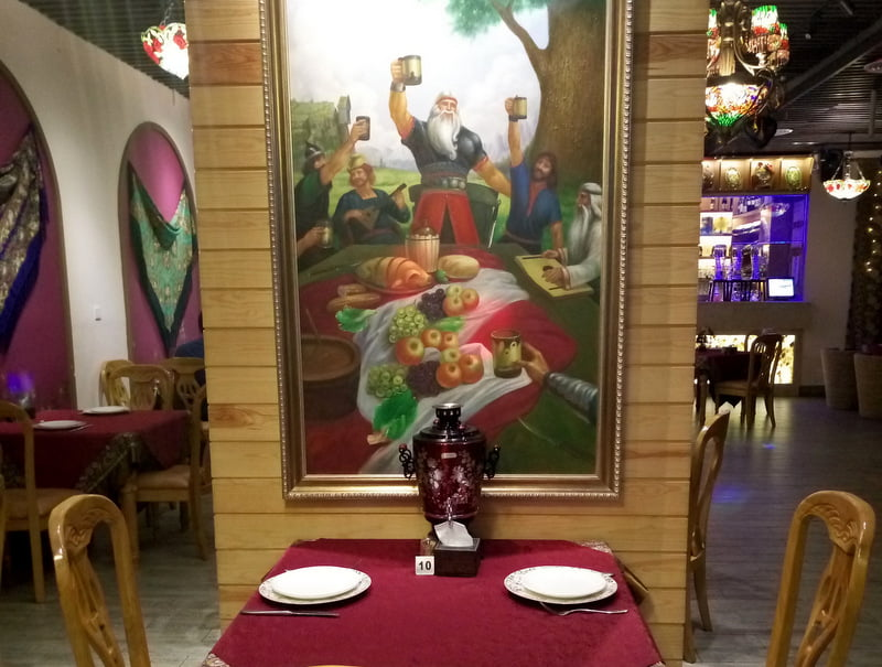 ресторан Катюша
