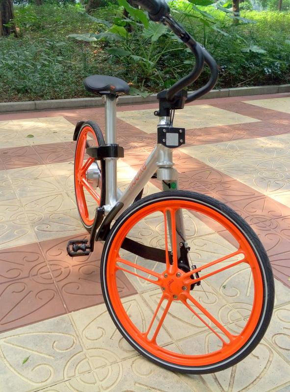 велосипед мобайк