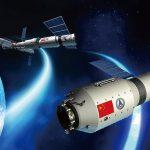 Китай запустил в космос корабль с двумя астронавтами