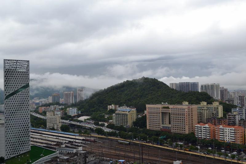 погода осенью в гуанчжоу