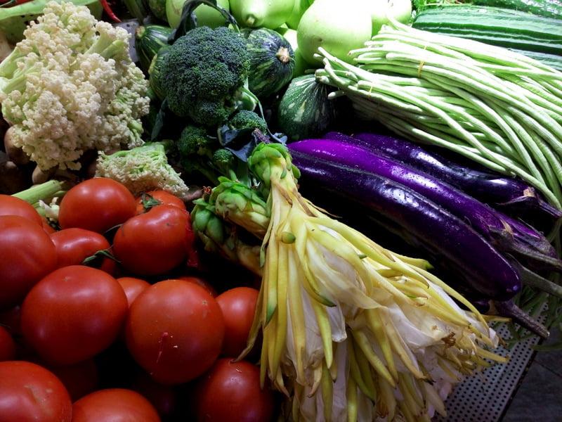 Китайские овощи, часть 2