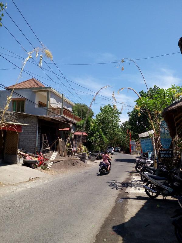 Амед, Бали