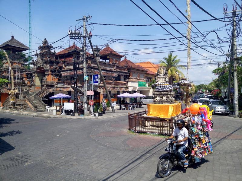 Санур, Бали