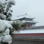 В Китае наступило резкое похолодание