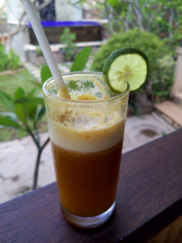 Еда на Бали