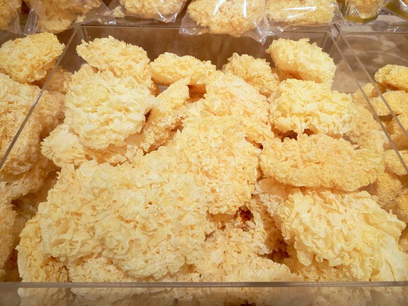 Китайские грибы
