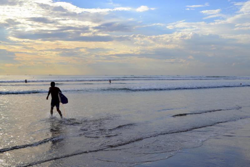Пляж Кута, Бали