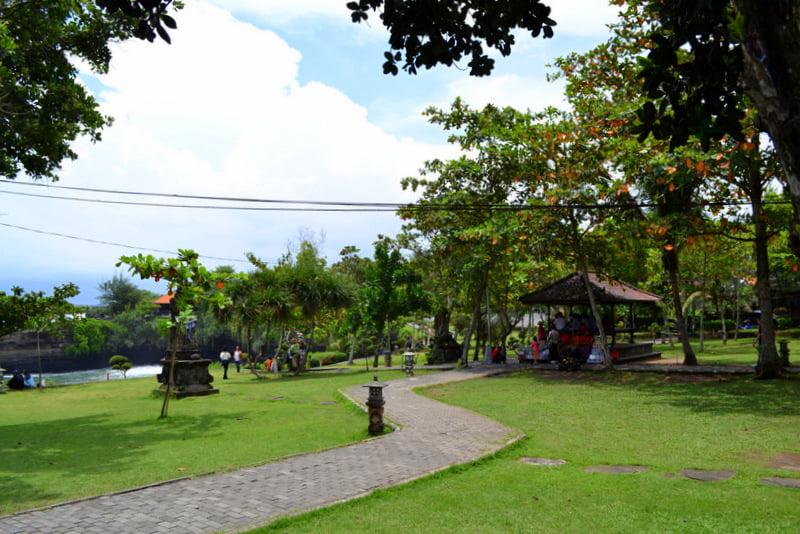 Танах Лот, Бали