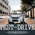 TEST-DRIVE прокатного автомобиля в Гуанчжоу